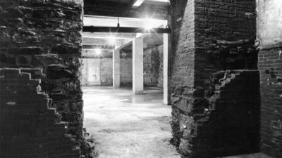 Exploring Lexington Market's underground vaults