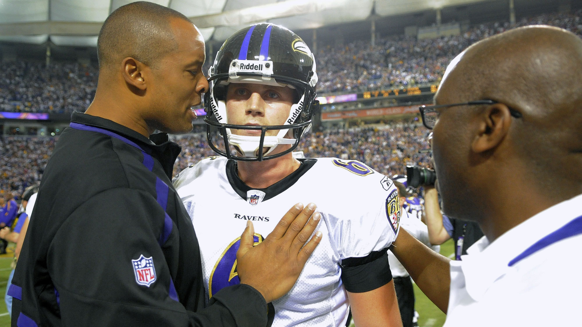 Ravens kickers have often become successful, but not always in …