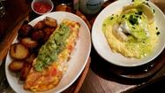 Hangover Helper: With its knack for incorporating Asian flavors, Dooby's offers an innovative brunch