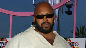 Suge Knight, a link who'd lost connection
