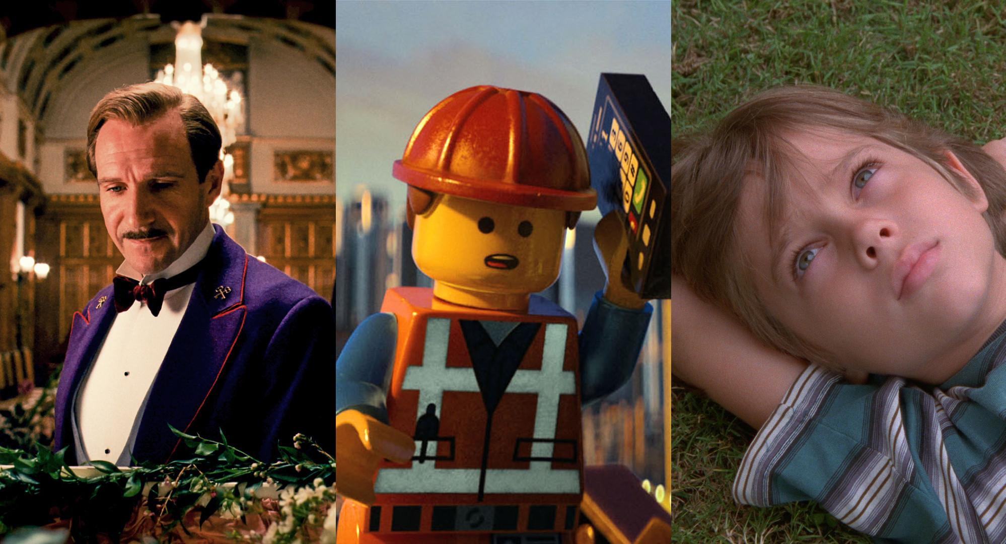 'Boyhood,' 'Grand Budapest Hotel,' 'Lego Movie' win editing honors