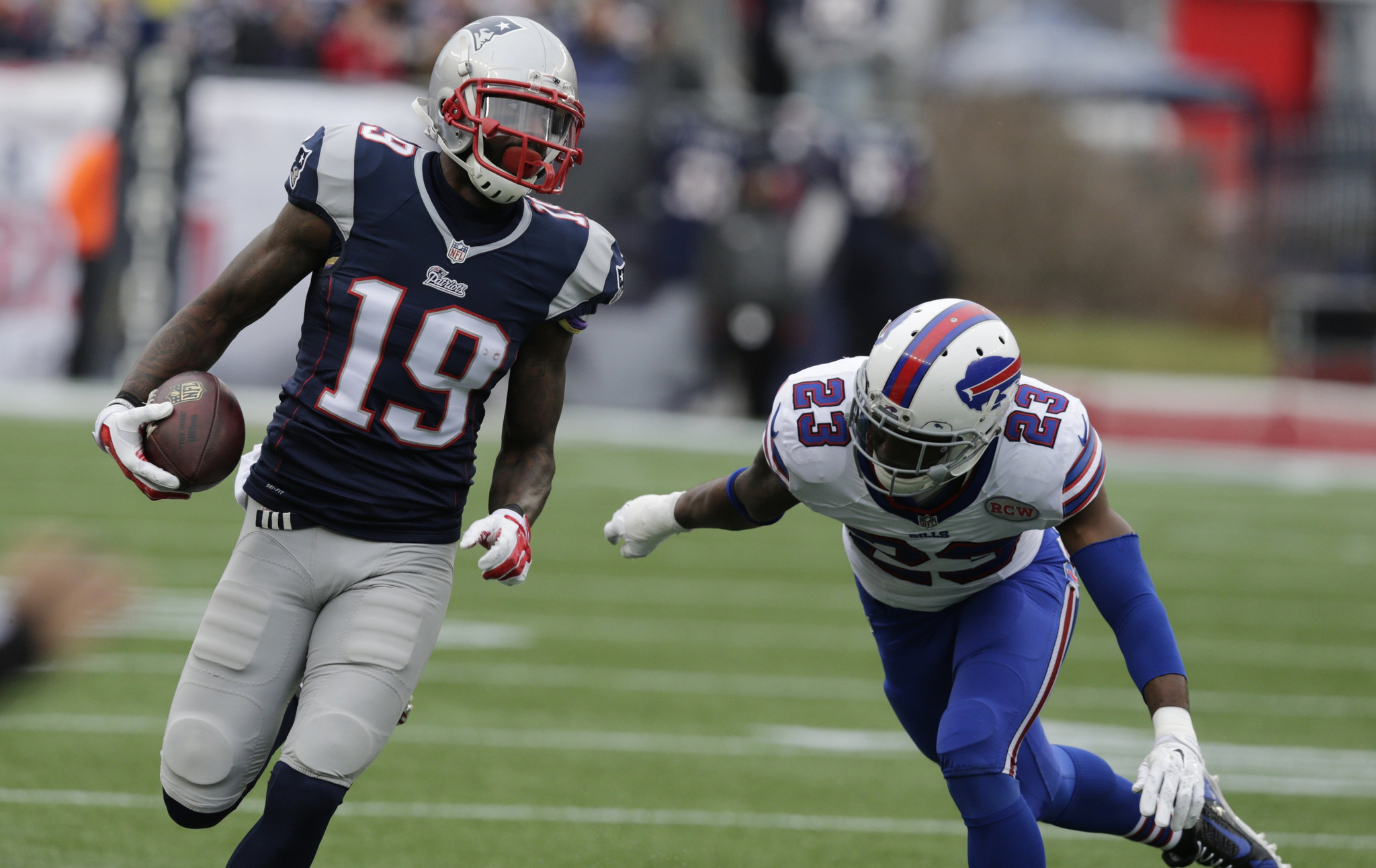 Brandon LaFell could be Patriots' secret weapon vs. Seahawks secondary