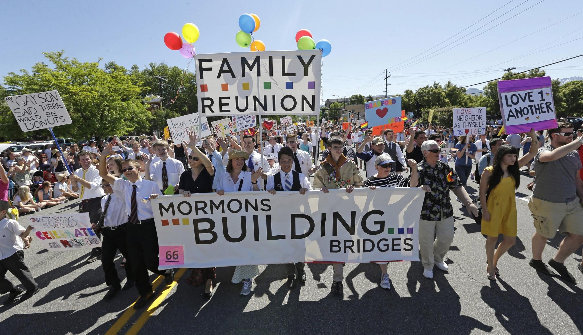 Mormon Church Gay Rights