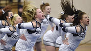 County winter cheerleading competition [Pictures]