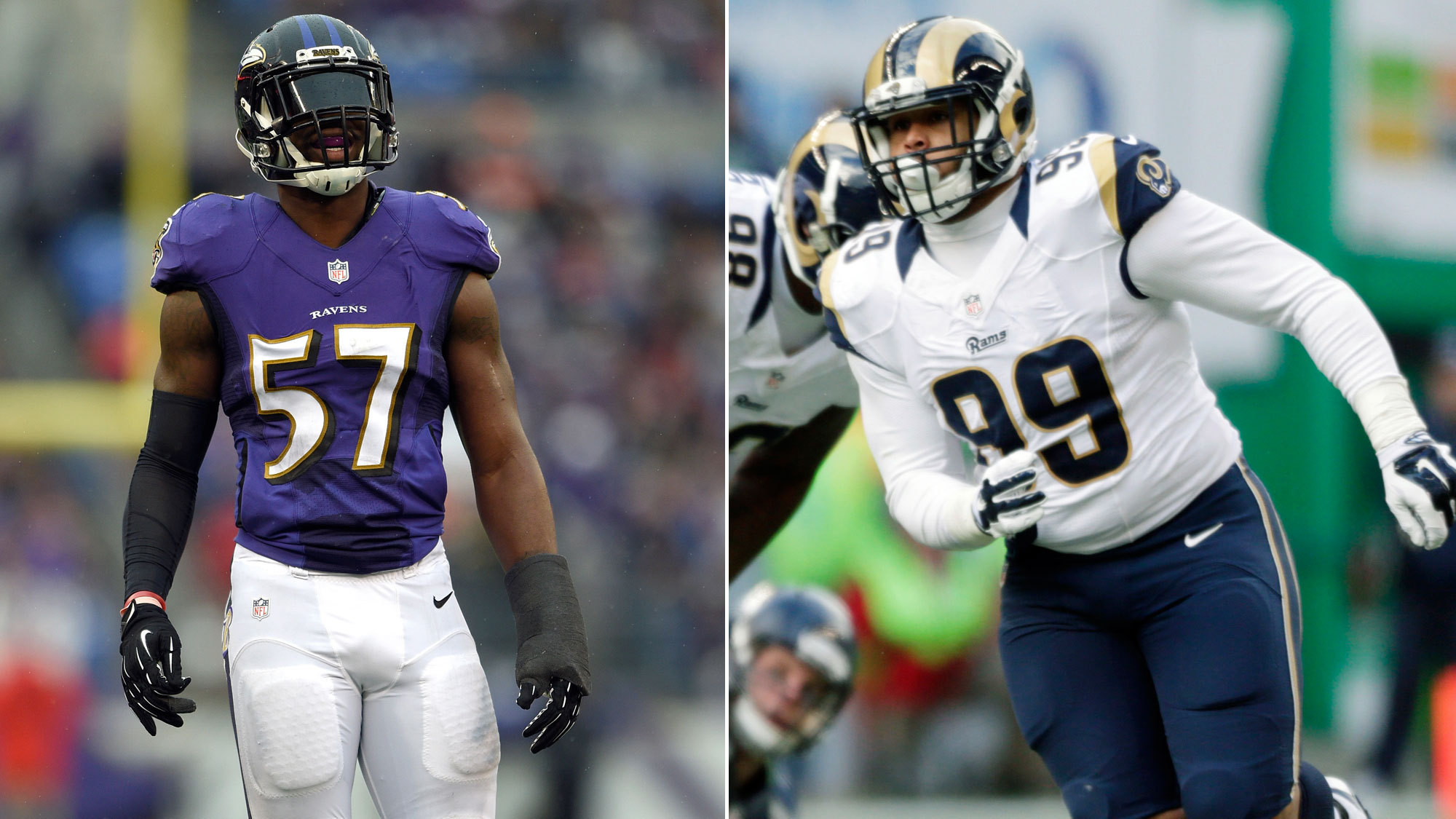 Aaron Donald named Defensive Rookie of the Year, beating out Ra…
