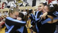 Owls take cheerleading county crown