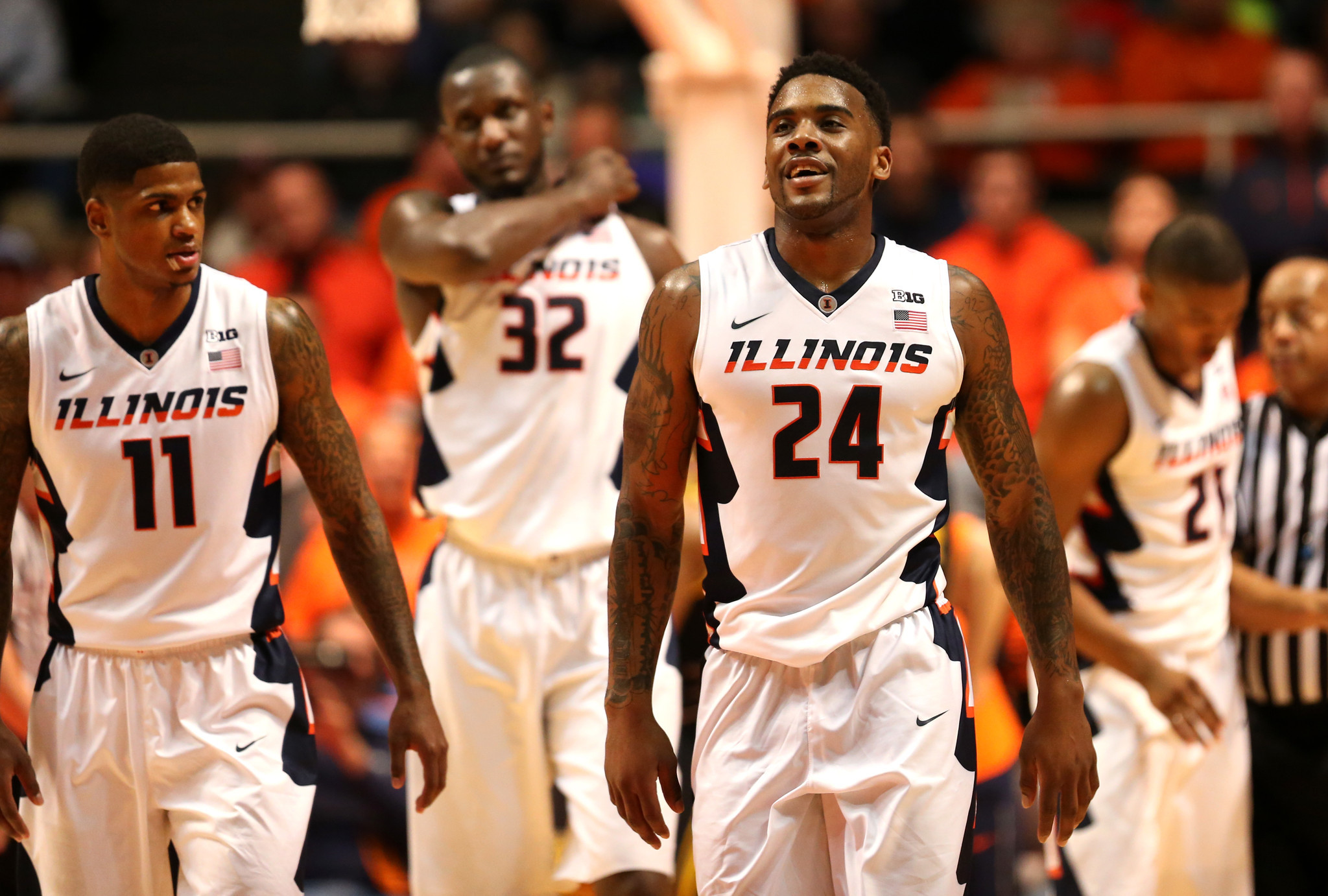 Illini guards Rayvonte Rice, Aaron Cosby suspended indefinitely