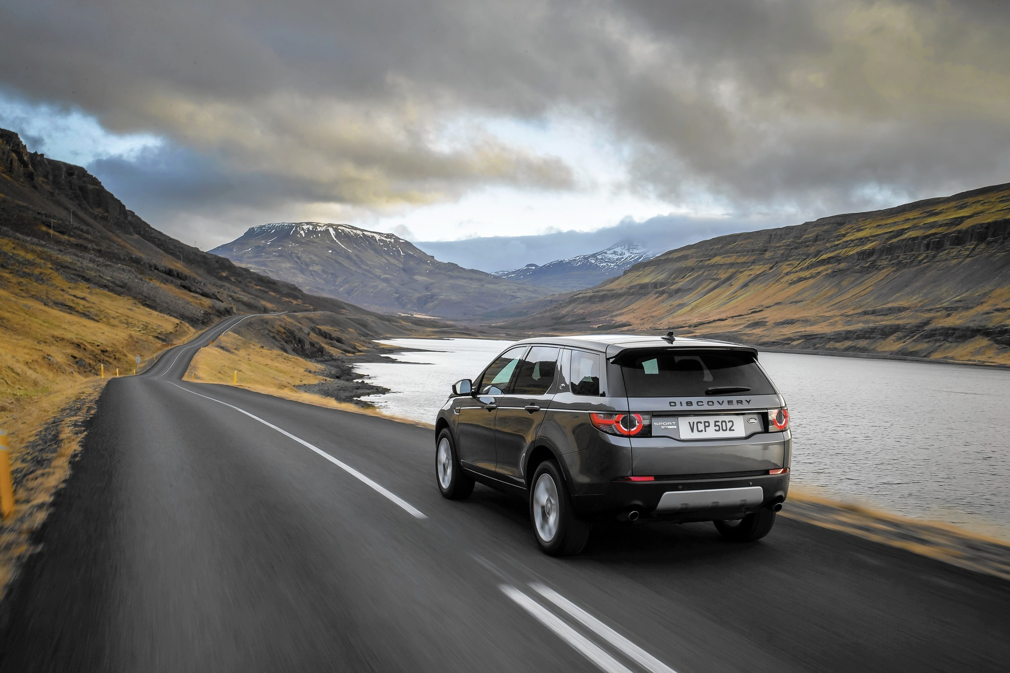 Review 2016 Land Rover Discovery Sport Chicago Tribune
