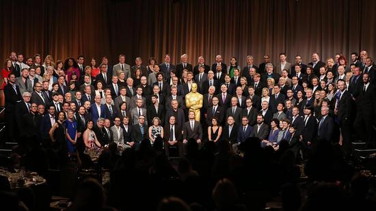 Oscar nominees luncheon