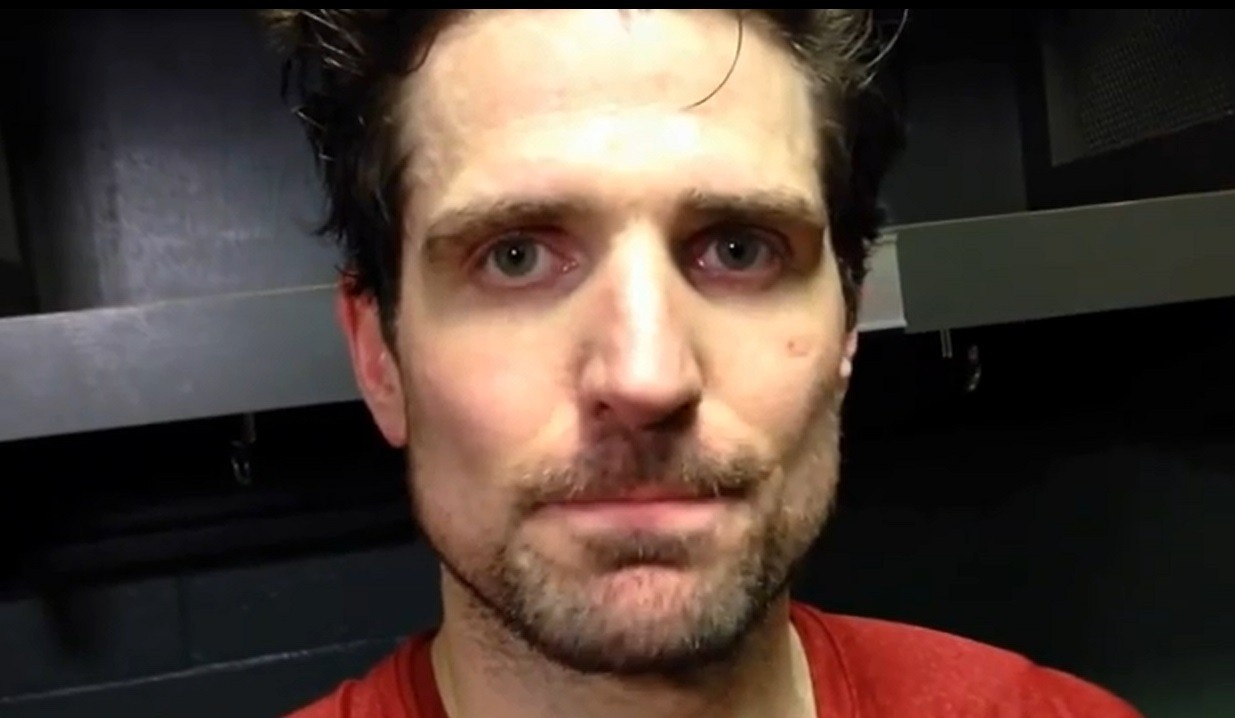 Patrick Sharp on Blackhawks' loss: 'No excuses' - Daily Press