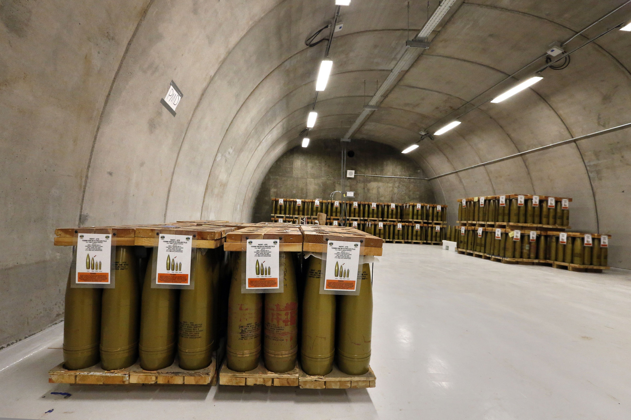 U.S. to destroy its largest remaining chemical weapons ...