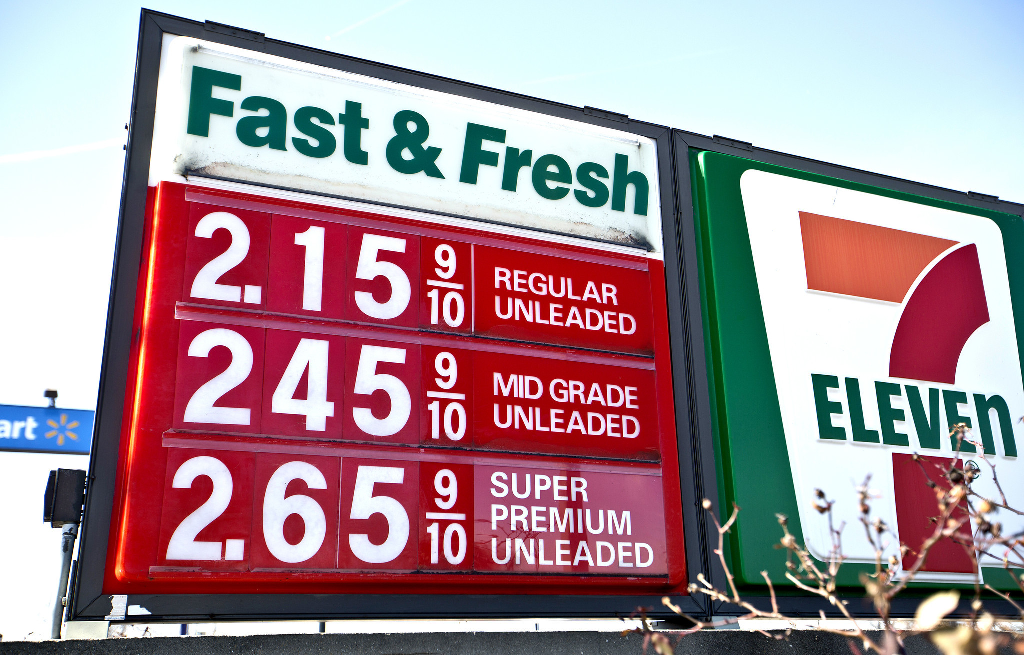the rise of gas prices Summer is on the horizon and temperatures are climbing -- and so are gas prices.