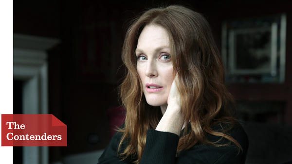Portrait of Julianne Moore