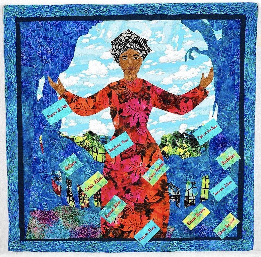 Quilt exhibit gives history lessons at Orlando museum ...