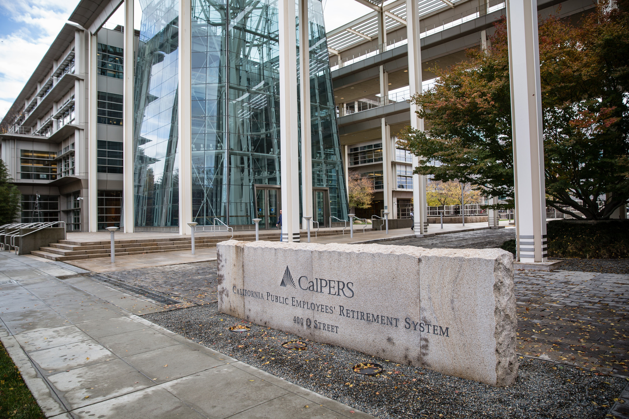 Calpers Names Wall Street Executive As Its New Real Estate