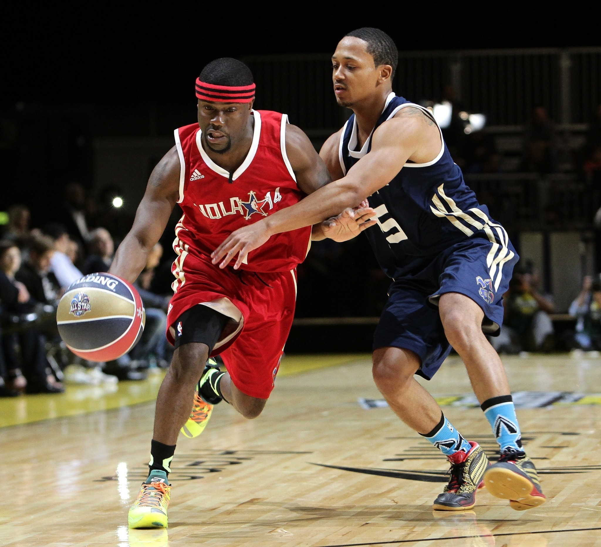 Celebrity Game | All-Star 2012 | NBA.com