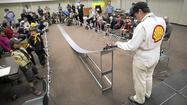 Photo Gallery: Cub Scouts' pinewood derby