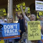 Gov. Jerry Brown's fracking problem