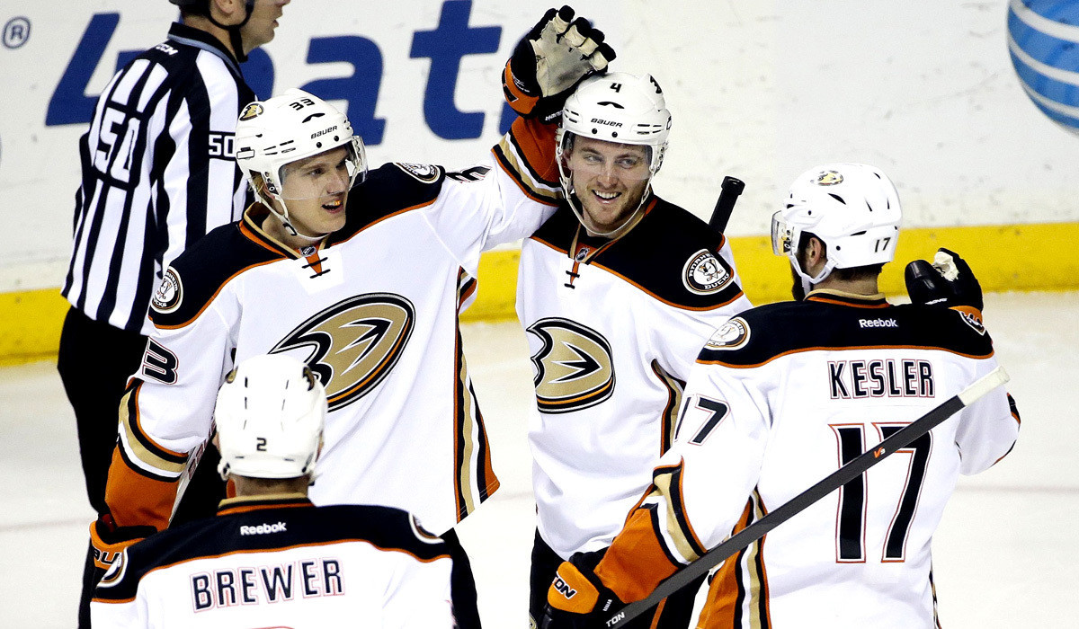 Even Without Ryan Getzlaf, Ducks Get Impressive 5-2 Win Over Predators