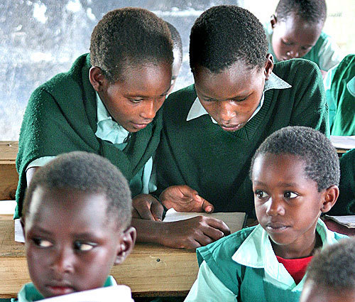 In Bad Times, Girls Become Financial Assets In Kenya