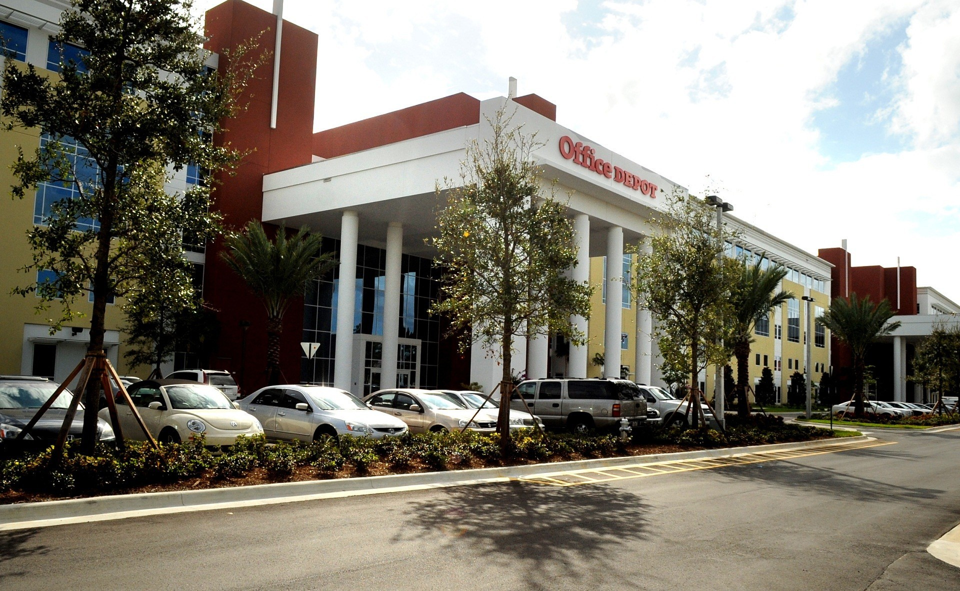 Key Events In The History Of The Office Depot Retail Chain   Sun Sentinel