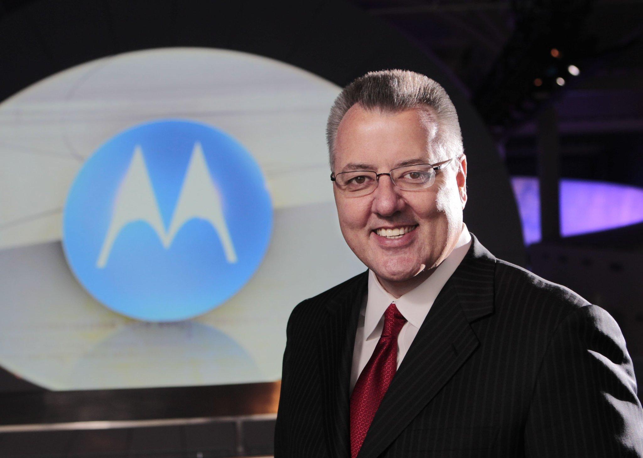 Motorola Solutions reportedly exploring sale of radio maker