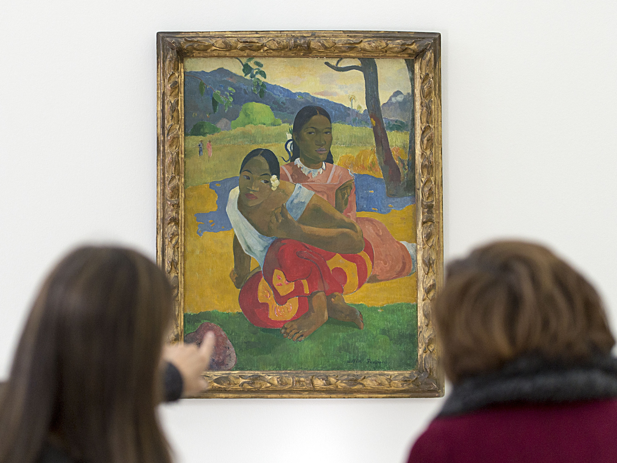 Sale of Gauguin painting valued at $300 million highly secretive
