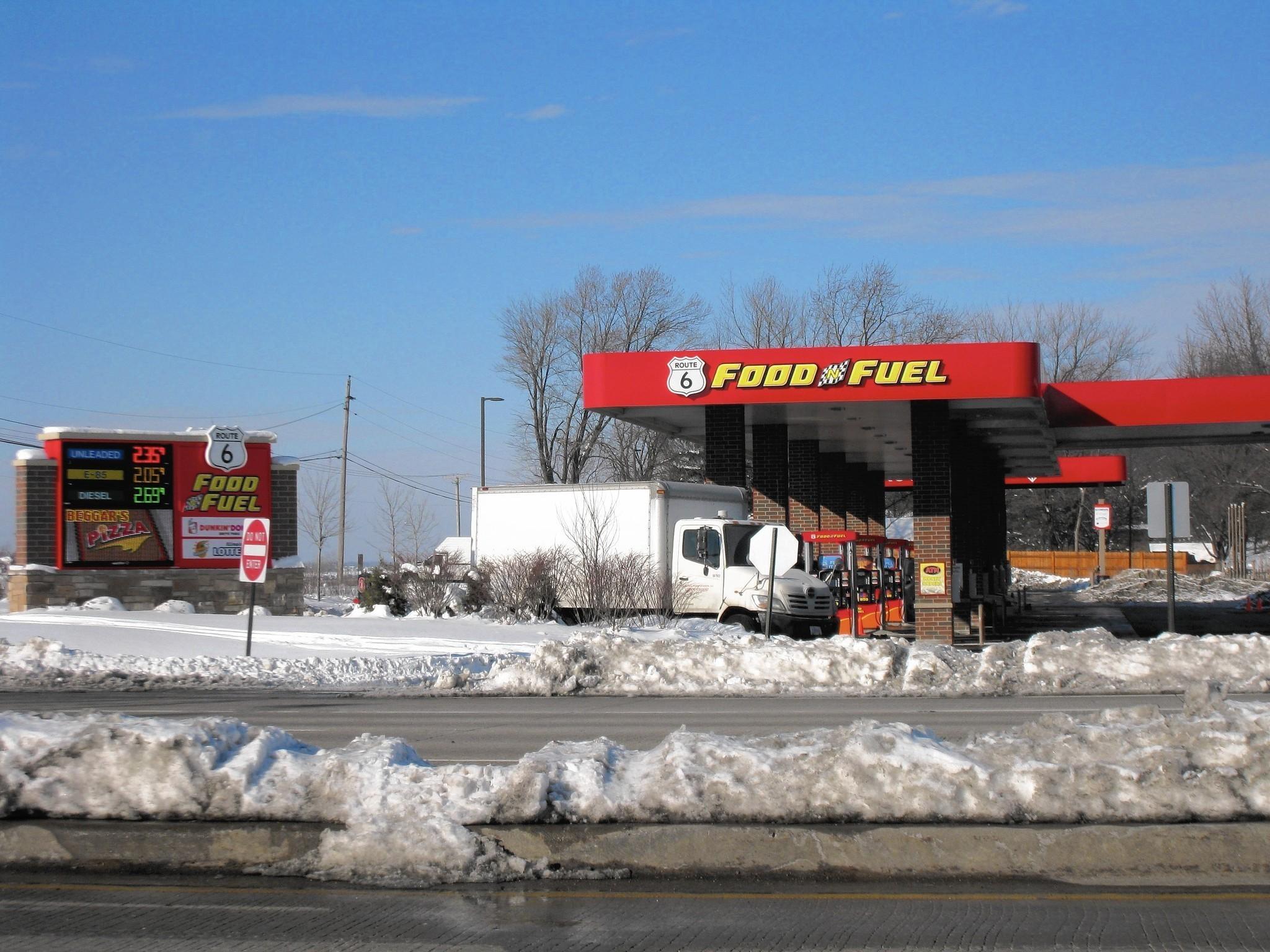 Food And Fuel New Lenox