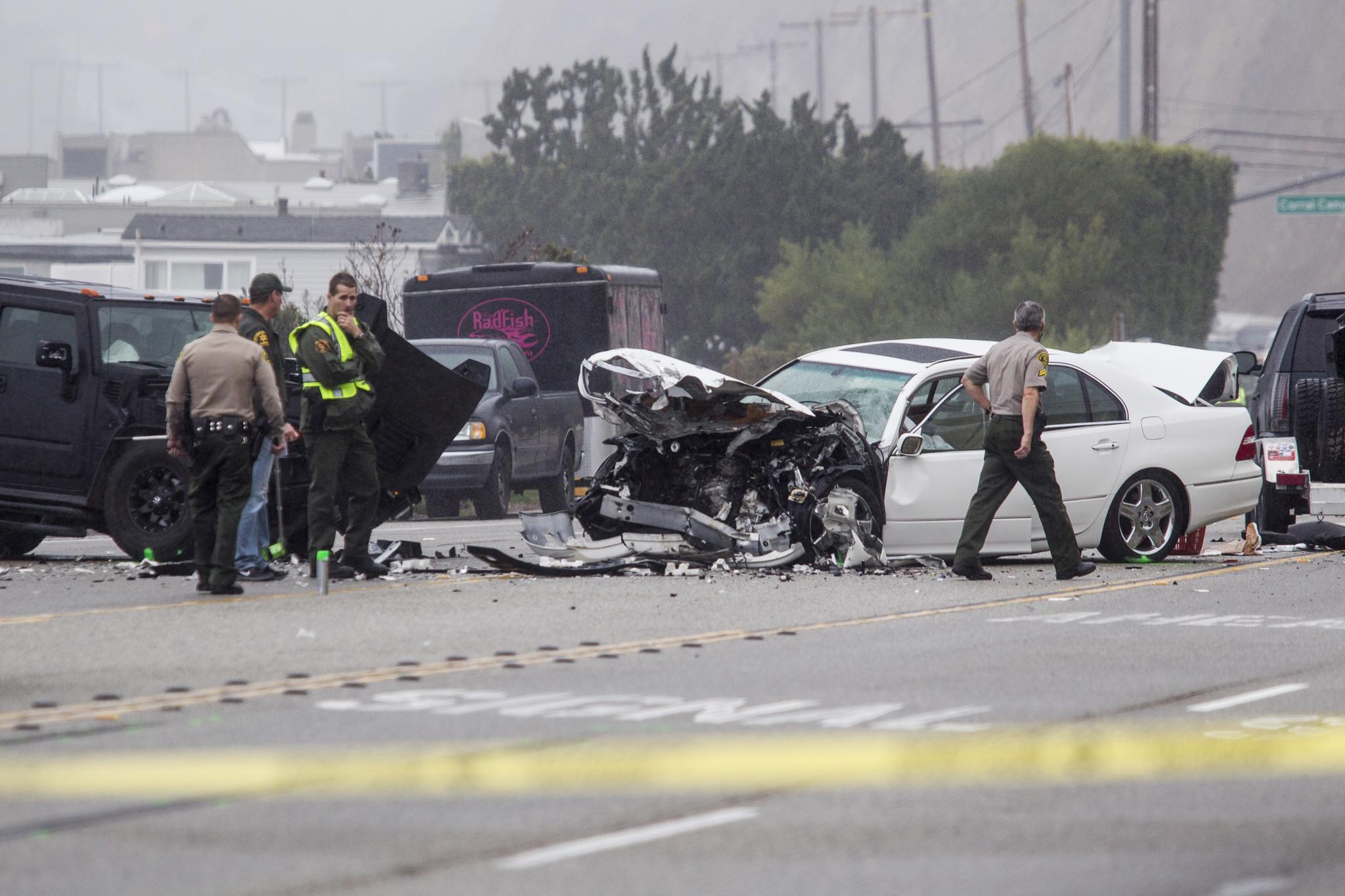Bruce Jenner involved in fatal Calif. crash; star is unhurt ...