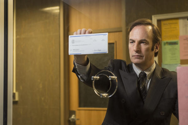 Bob Odenkirk in AMC's