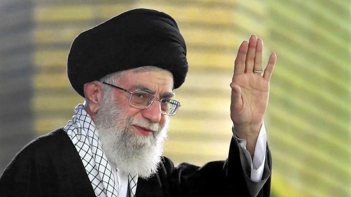 Iran's Ayatollah Ali Khamenei