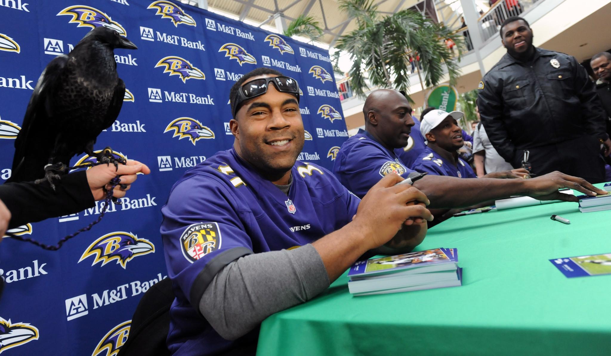 Ex-Ravens running back Jamal Lewis' Super Bowl XLVII ring auctioned off for  $50,820 - Baltimore Sun
