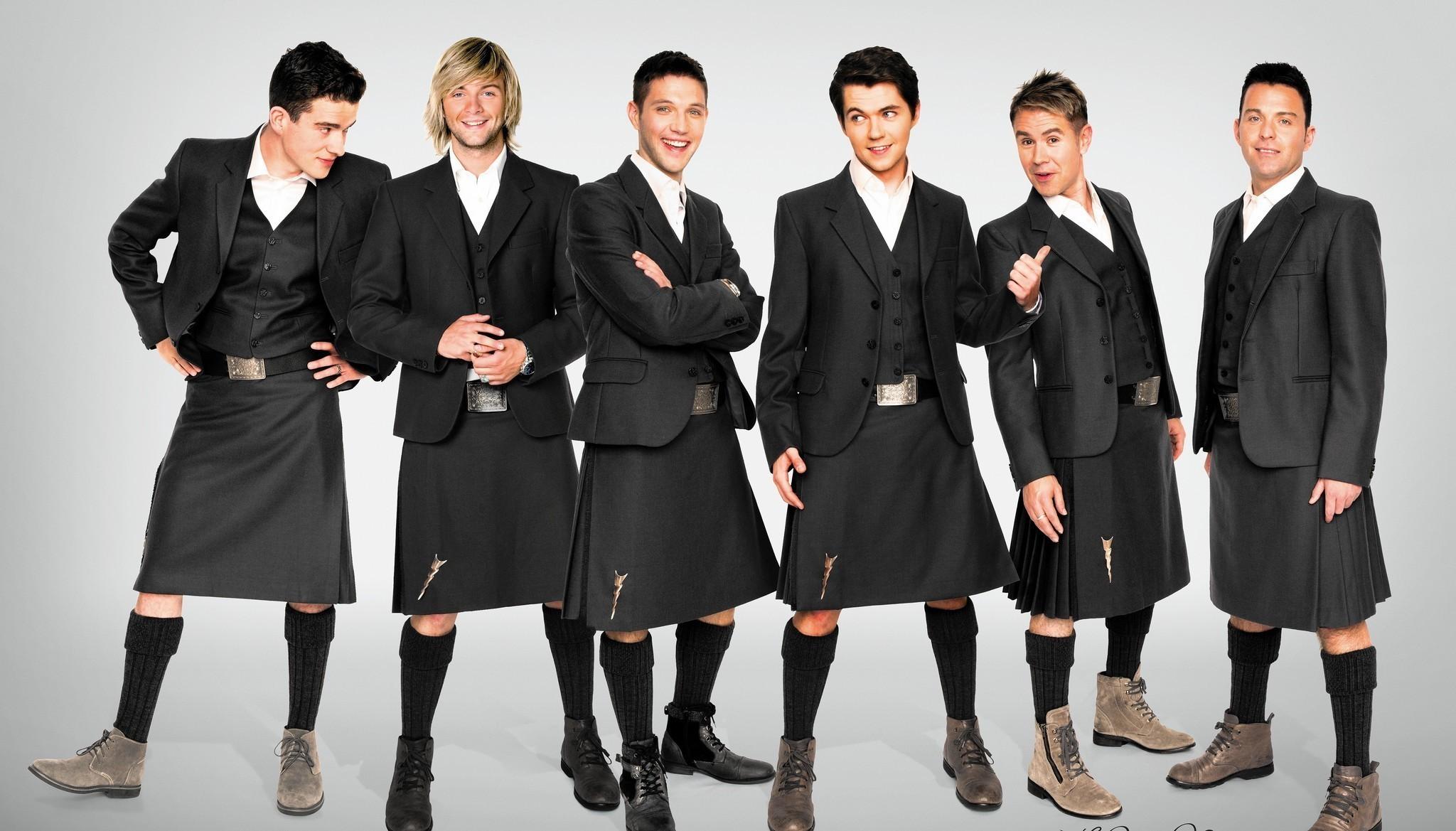 celtic thunder band
