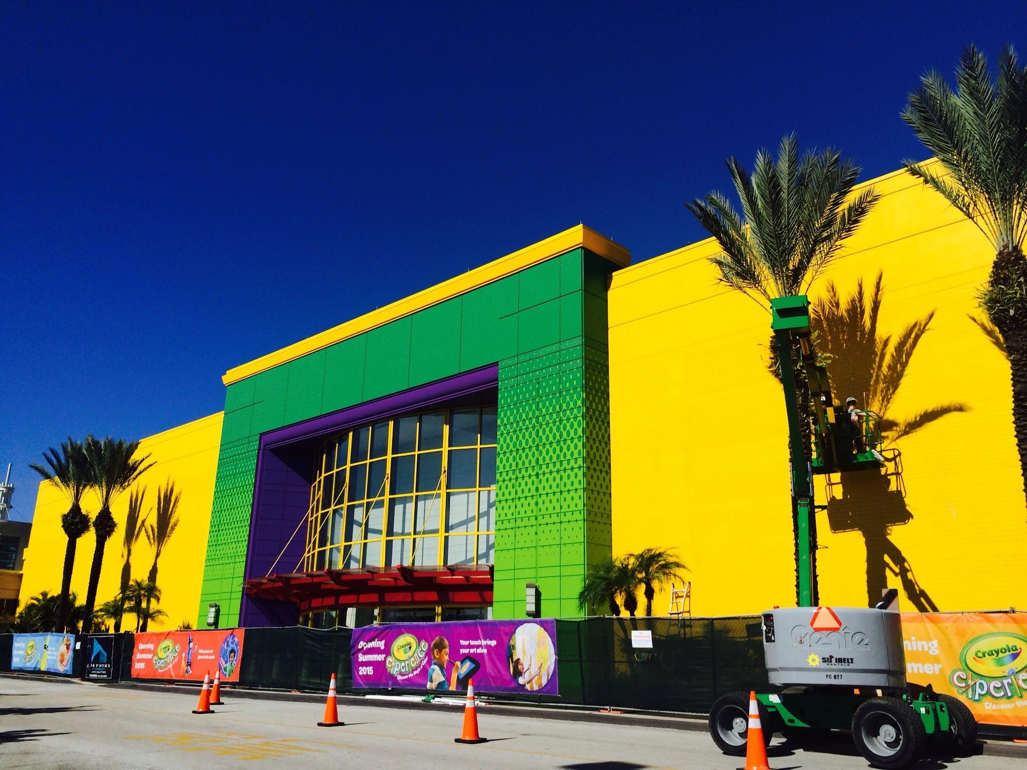 Crayola Experience en Orlando abrirá en el verano - El Sentinel