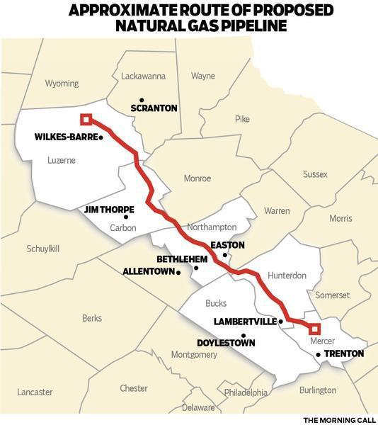 map of new jersey counties with Mc Penneast Pipeline Economic Impact Study 20150209 Story on County Route 534  New Jersey besides Big Map moreover Studyarea also File Map of North ton County  Pennsylvania additionally Maps.