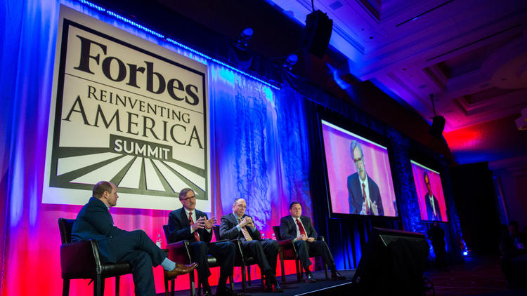 2015 Forbes Reinventing America Summit