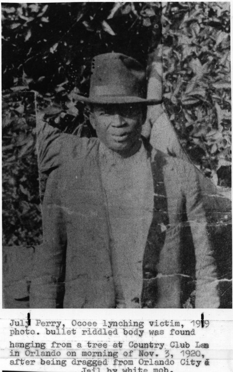 orange county lynchings report finds 34 lynchings in the county
