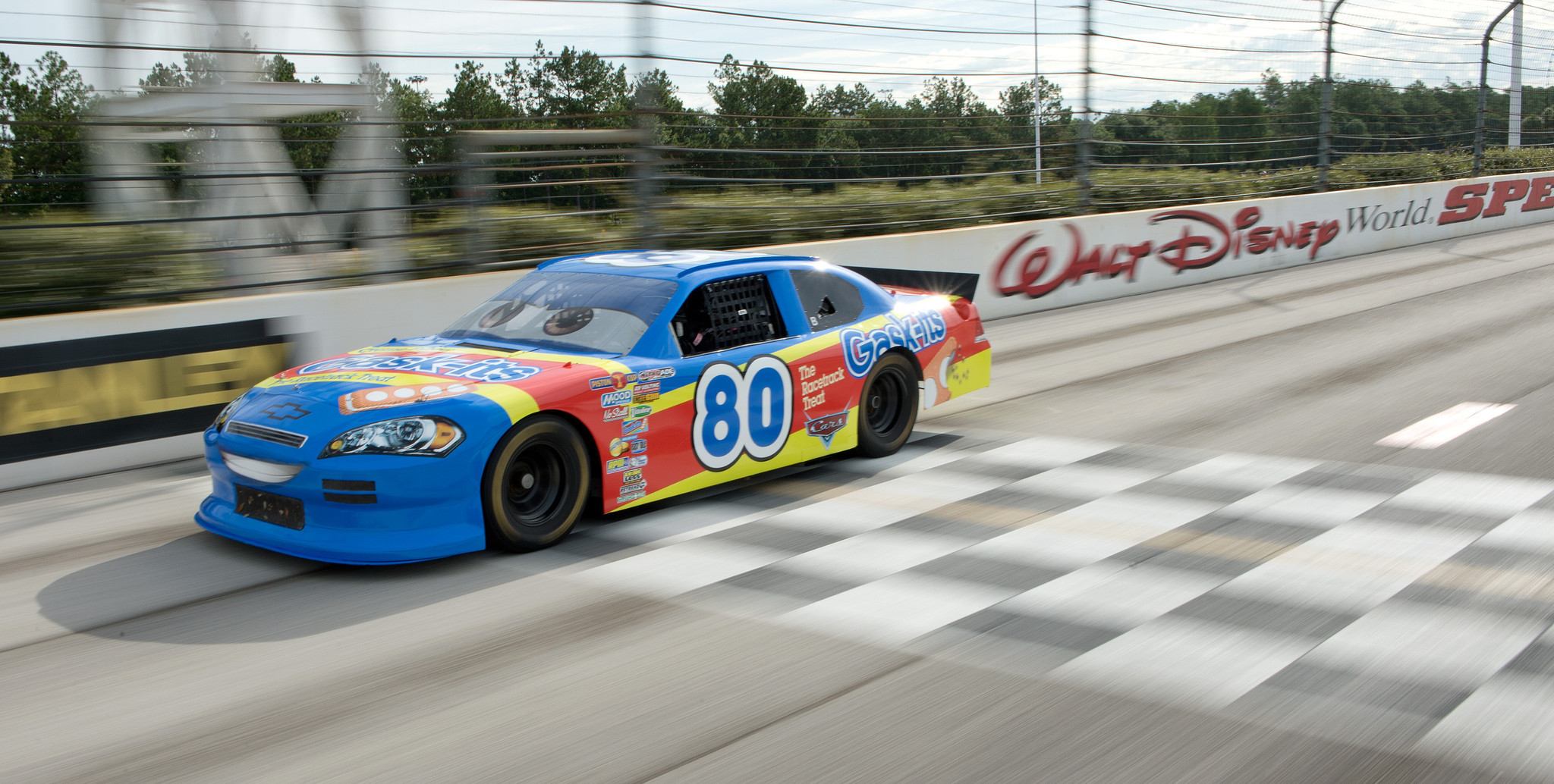 Richard Petty Driving Experience Closing At Disney World Orlando