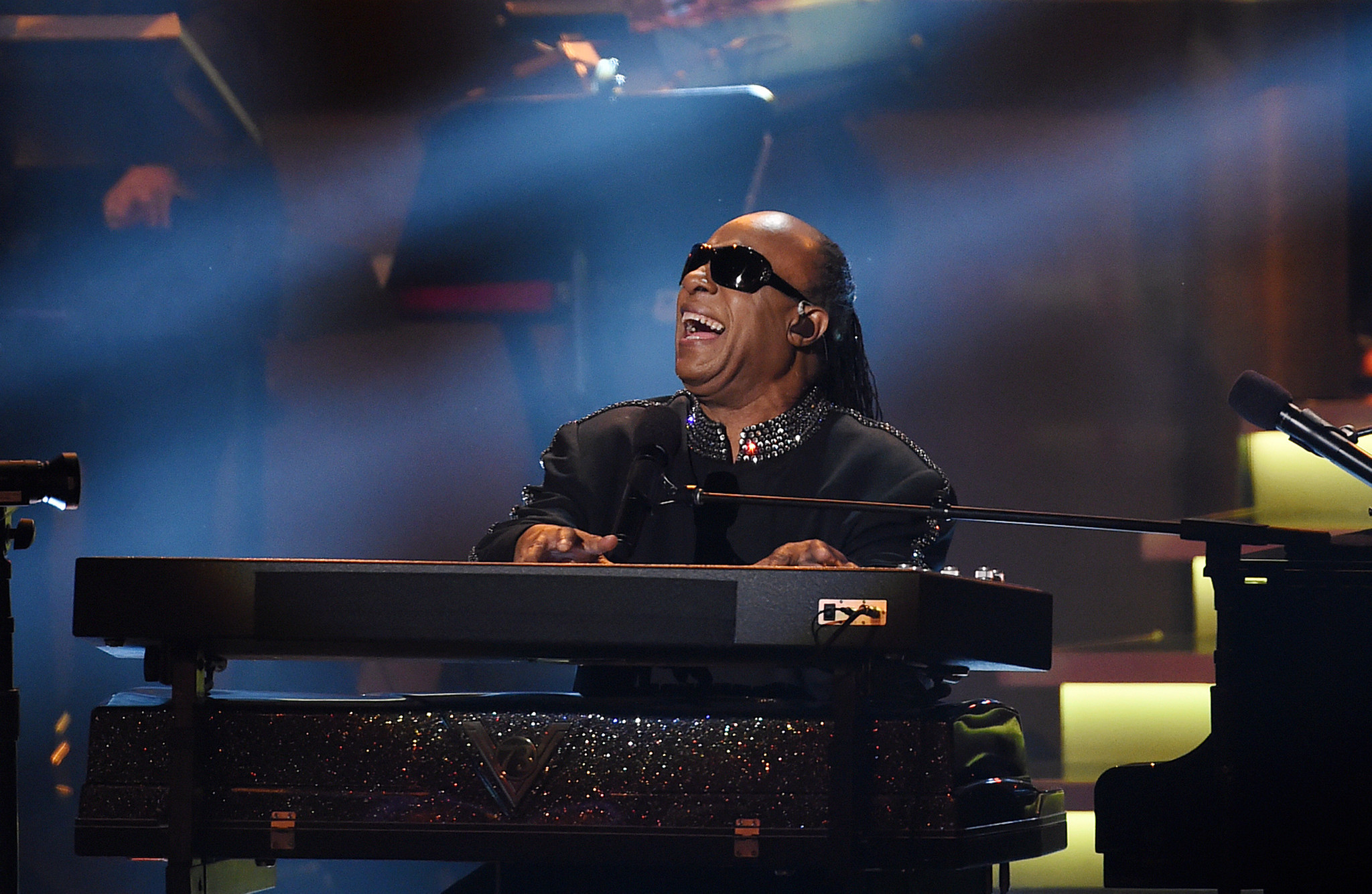 Artists Sing Songs In The Key Of Stevie Wonder For Tribute
