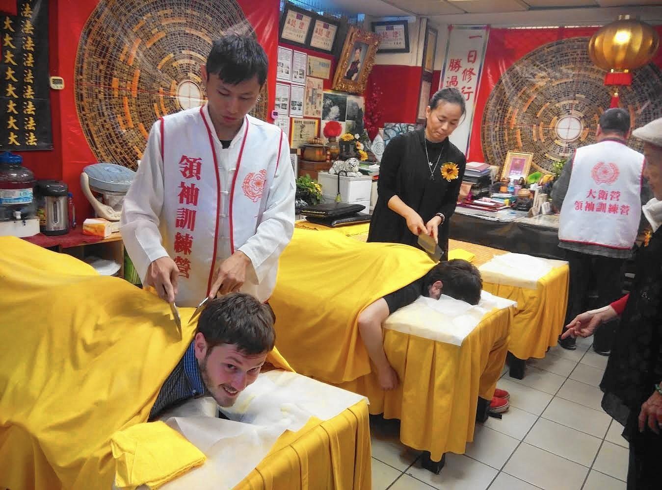 sienna vest yderligere blade massage