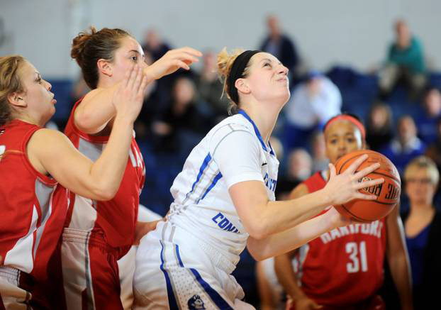 Central women's basketball team leads the Northeast ...