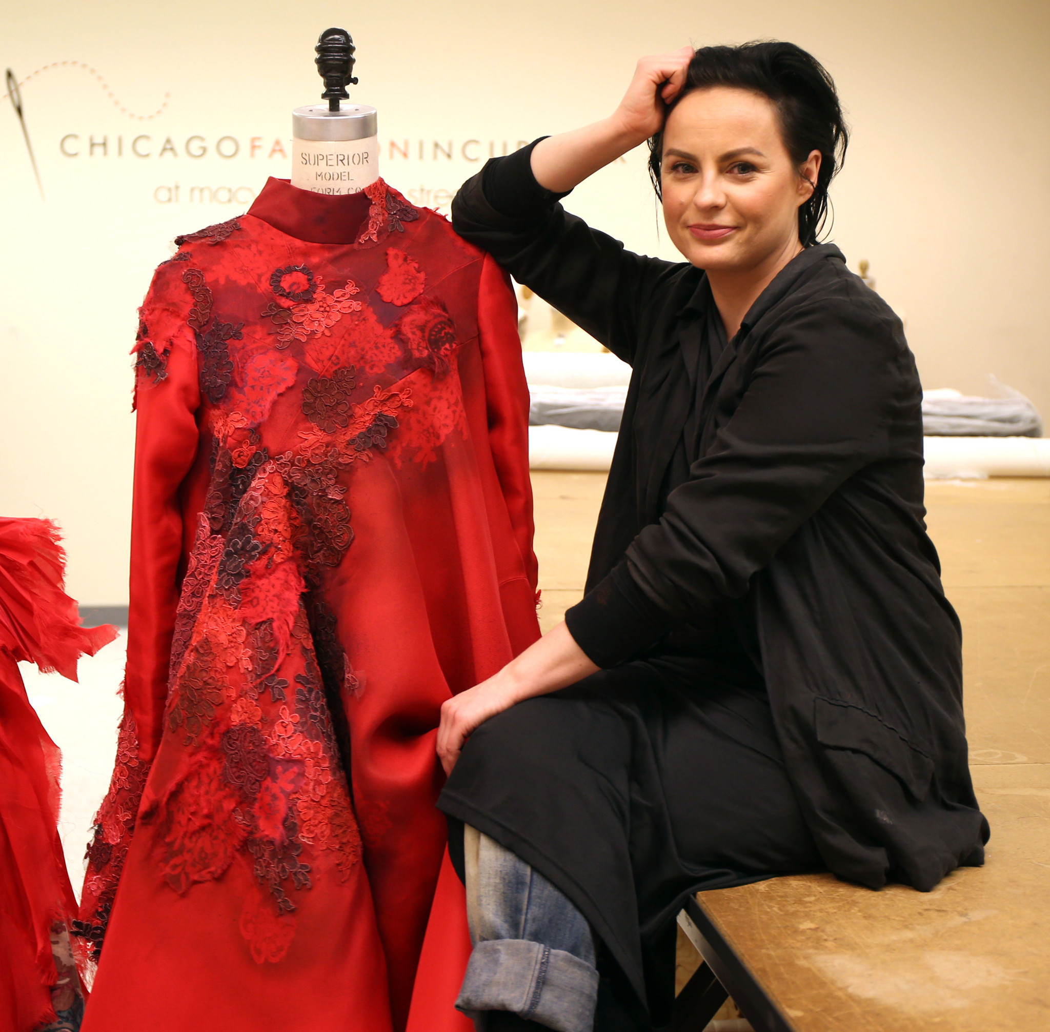 Chicago designer — and her dress — to make NY Fashion Week debut ...