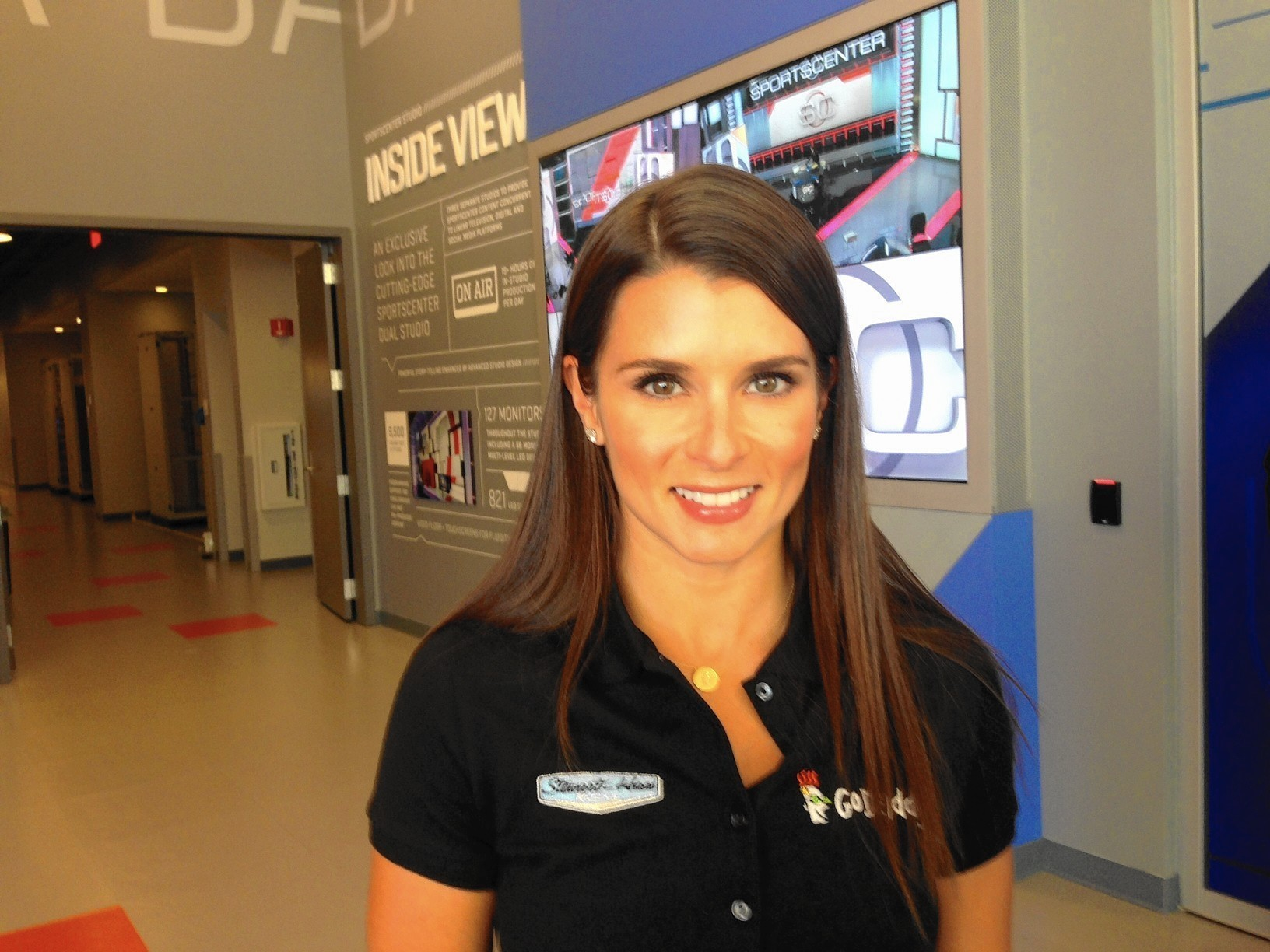 Danica Patrick twice collected in crashes