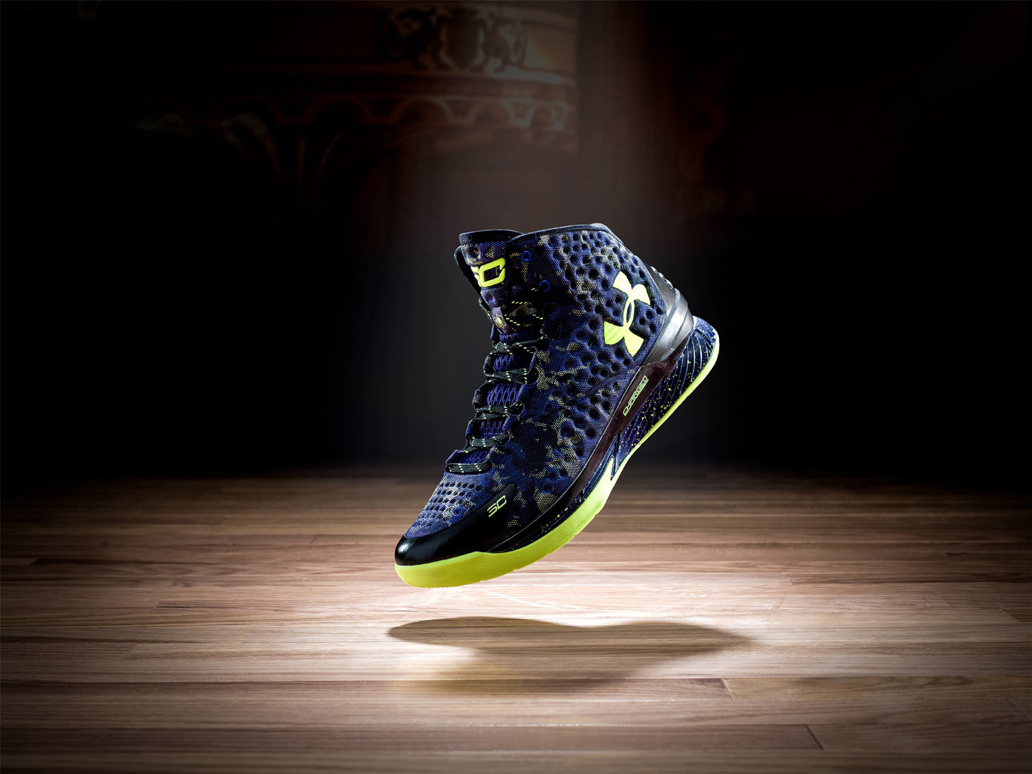 ... under armour introduces the curry one shoe baltimore sun