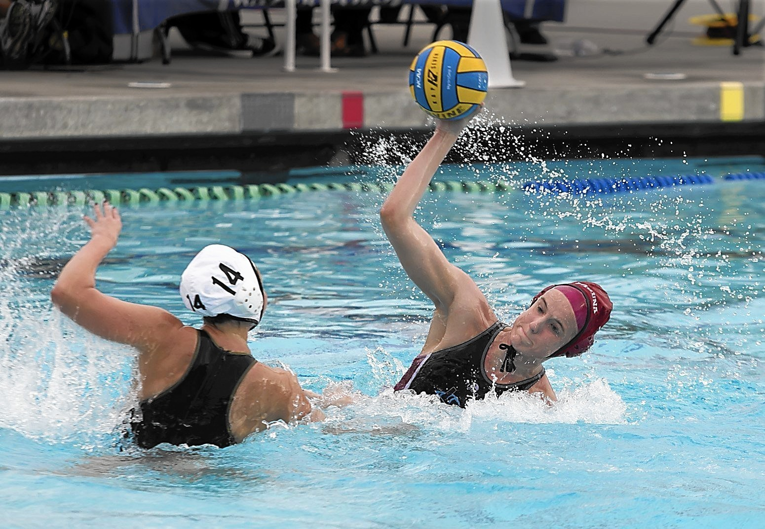 high school roundup breakers add two more titles in girls 39 water polo