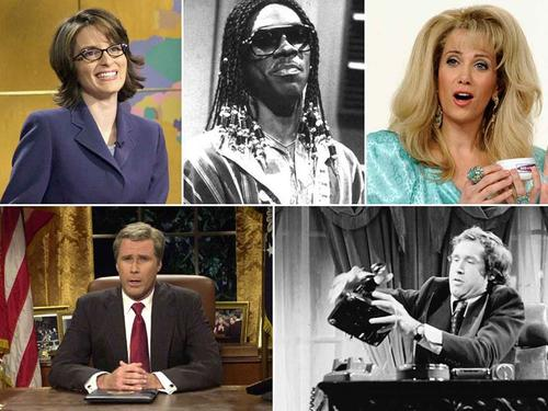 """Saturday Night Live"" celebrates its 40th anniversary this year. And many former cast members are returning for a reunion. Here's a look at what some of the show's most notable comedy stars have been doing since they left 30 Rock behind."
