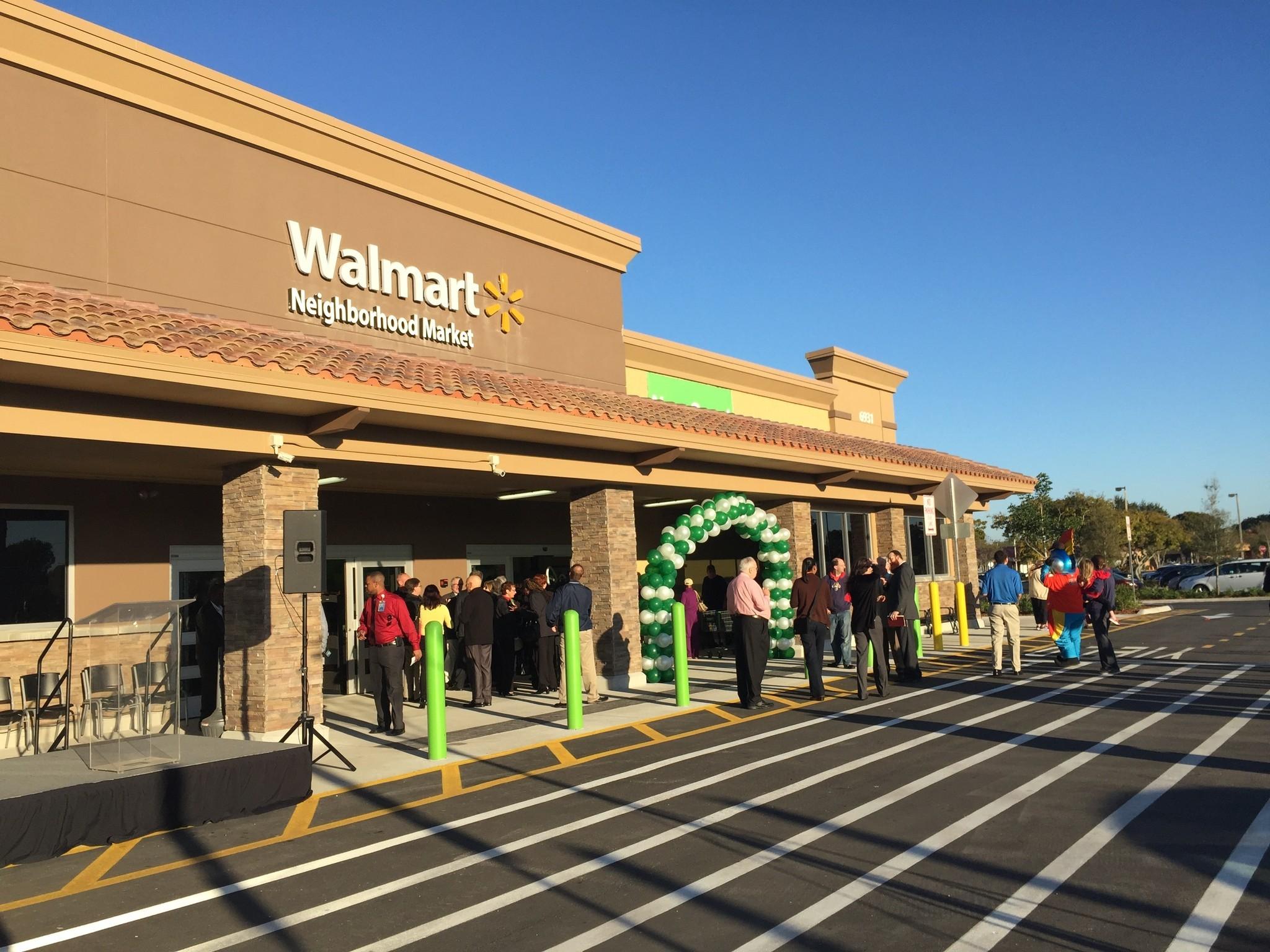 retail notebook walmart store opens in tamarac sun sentinel