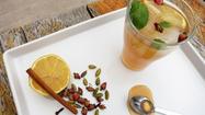 Snackcrafting: Spiced Lemon-Rose Syrup