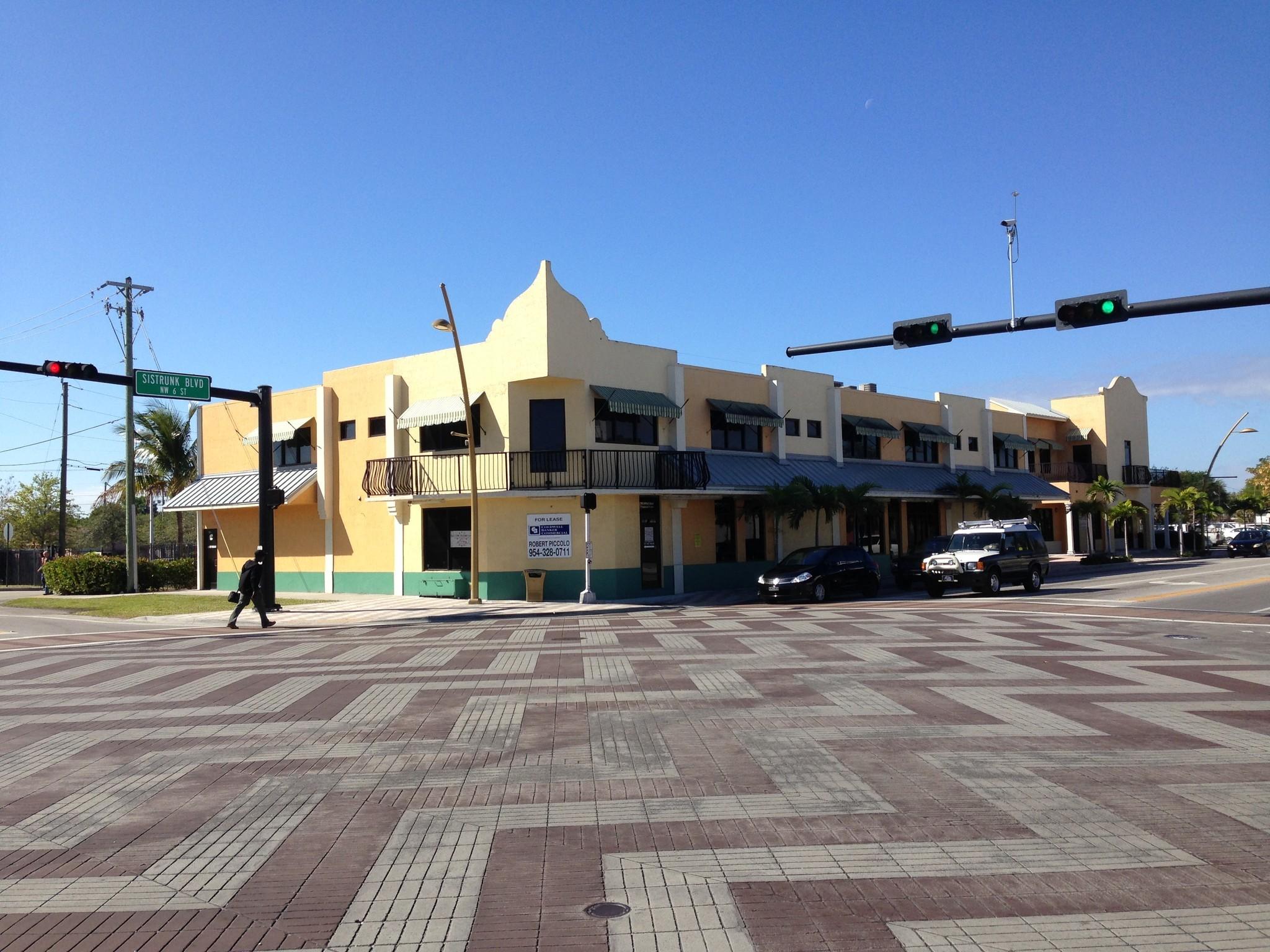 sistrunk plaza's failure threatens fort lauderdale's $1.2 million