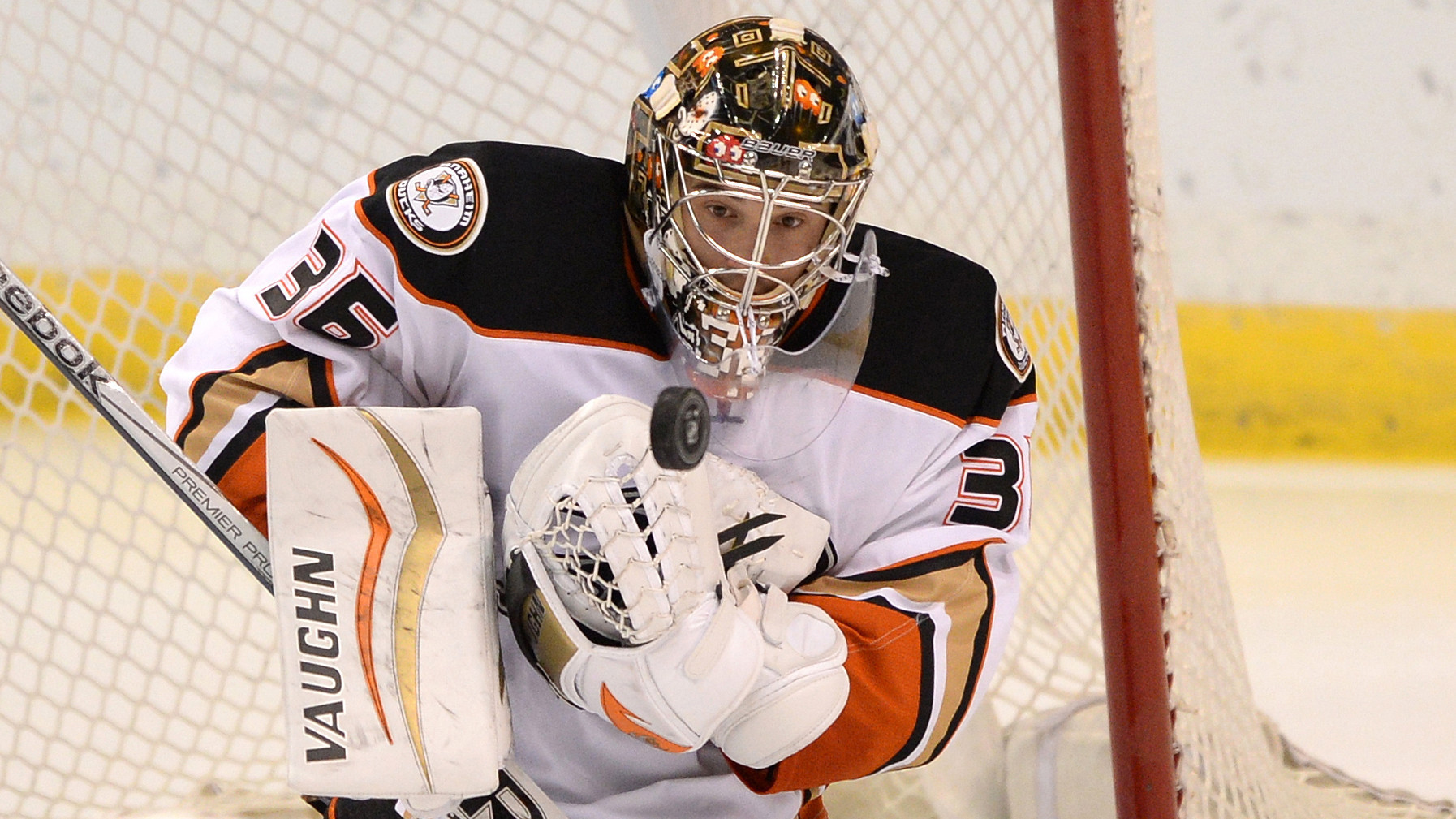 Ducks Have Decisions To Make On Goalies Ilya Bryzgalov, John Gibson